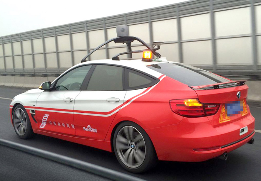 Beijing Issues First License to Test Autonomous Cars Despite Fatality In US
