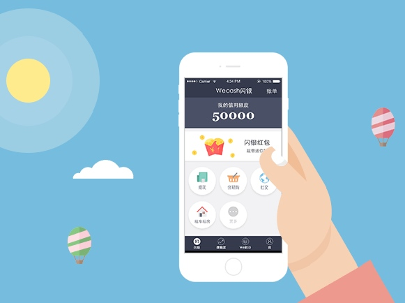 Chinese Big Data Credit Assessor Wecash Gets Another US$160M From Japan's Orix
