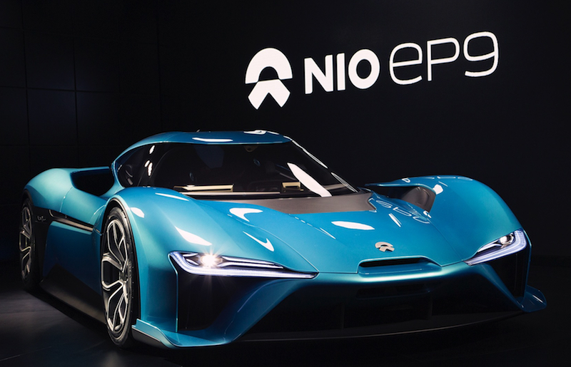 NIO Capital Said Raising $500M Offshore Fund For Auto Investment
