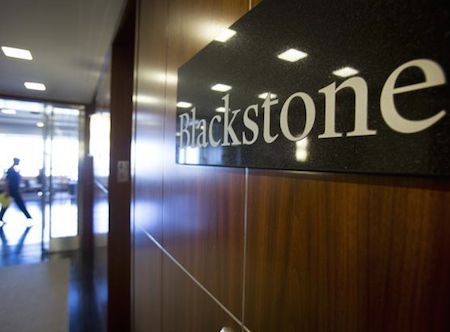 China Sovereign Fund CIC No Longer Investor In Blackstone Group
