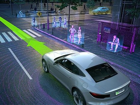 """Résultat de recherche d'images pour """"ZF, Baidu, autonomous vehicle"""""""
