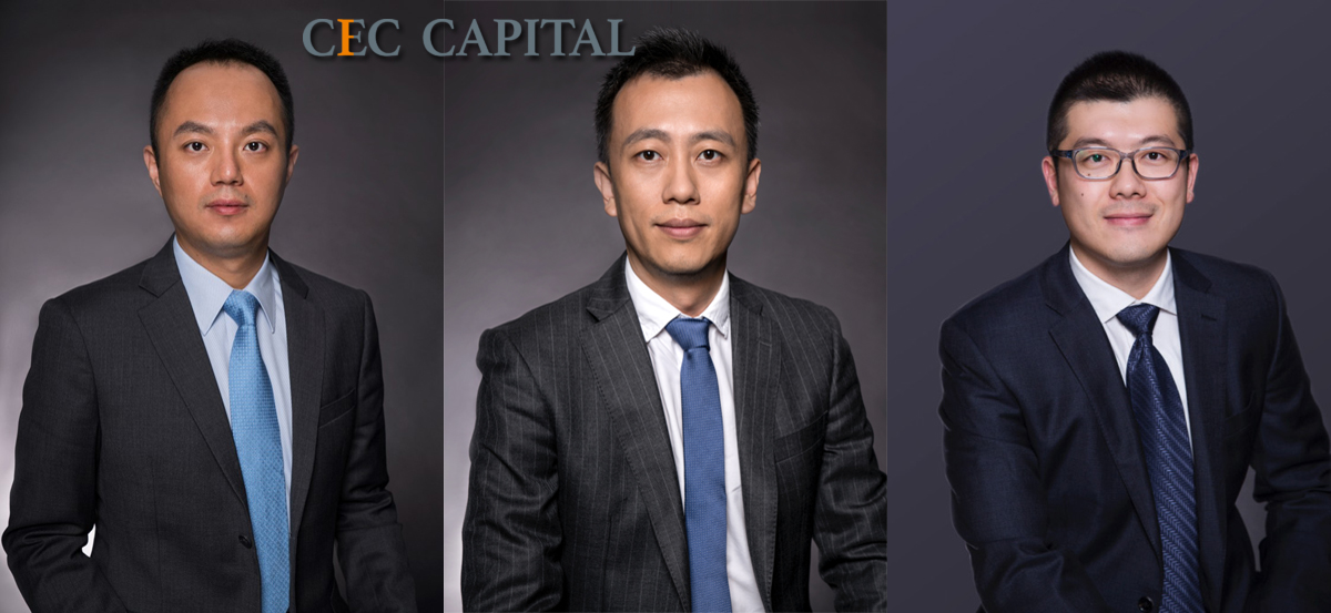 China's CEC Capital Group Promotes Three Partners