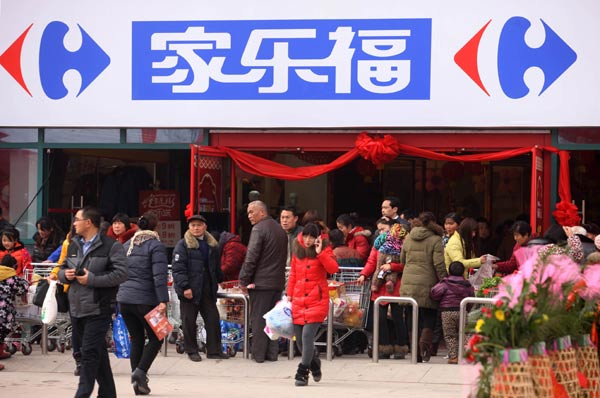 carefour in china Tencent holdings ltd plans to invest in carrefour sa's china unit, following alibaba group holding ltd's footsteps to uproot traditional grocery and department stores with technology the.