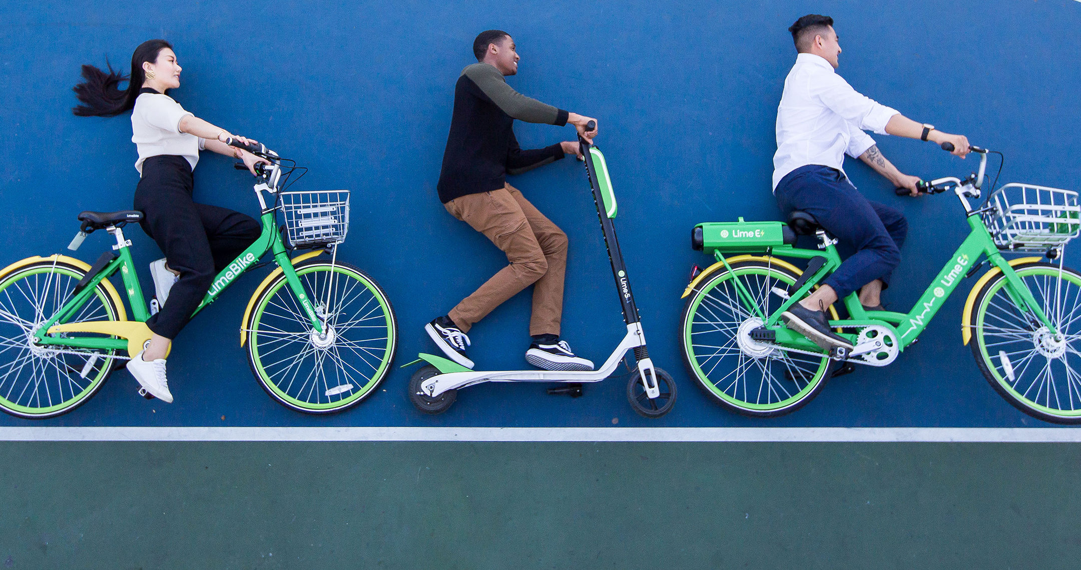 Limebike Raises $70M B+ Round As Bike Sharing Competition Intensifies