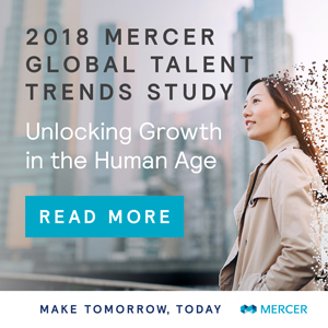 Mercer Global Trends Study 2018 300×300