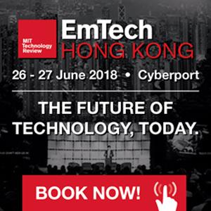 MIT Emtech HK 2018 300×300