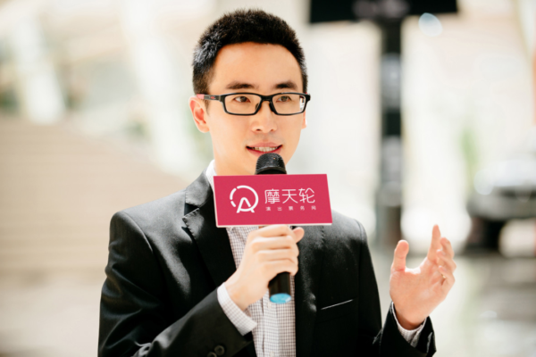 Jeff Cui, founder of Moretickets