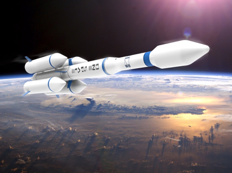 Chinese Private Rocket Producer OneSpace Raises $44M Series B Round
