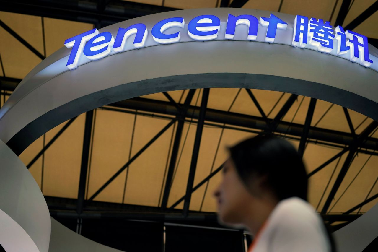 Tencent, Hillhouse Team Up To Aim China's Offshore Trillions