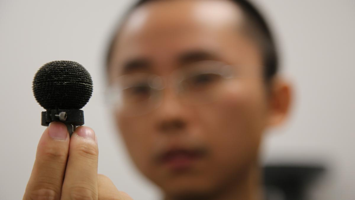 China's Baidu Ventures Backs Self-Driving Car Sensors Start-Up Lunewave's $5M Seed Funding