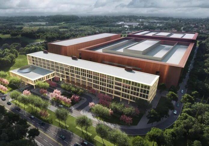 Huawei'in İlk Yonga Seti Üretim Tesisi İnşaatı Tamamladı